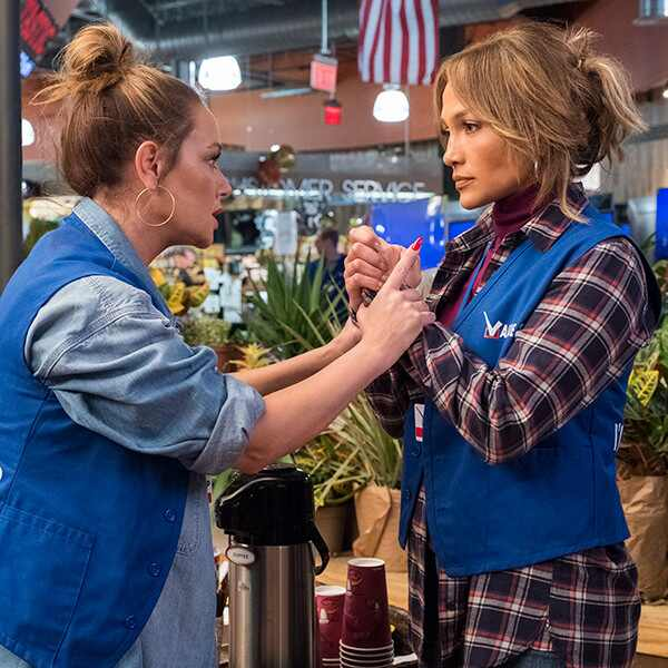 Jennifer Lopez, Leah Remini, Second Act